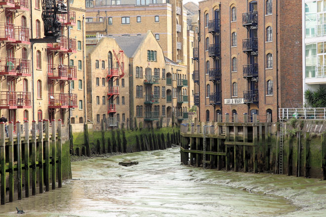 St Saviour's Dock