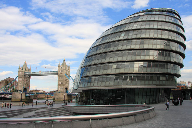 mayor of london city hall