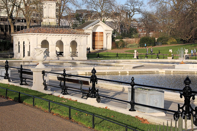 Garden Walk London: Kensington Gardens