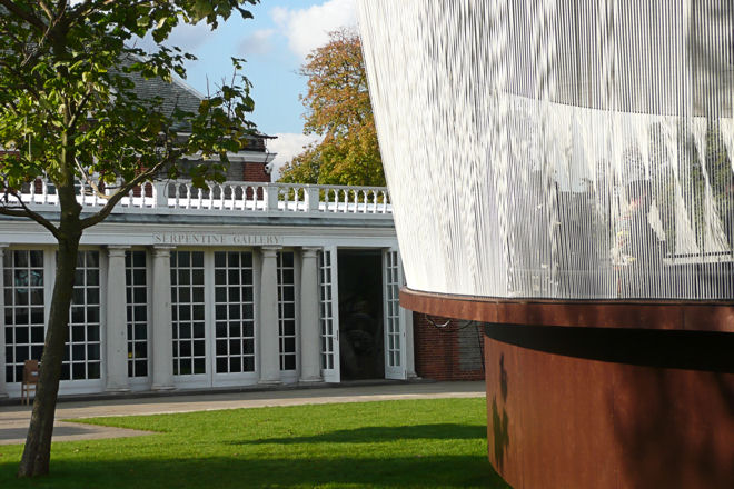 serpentine gallery hyde park