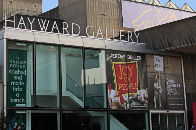 hayward gallery southbank
